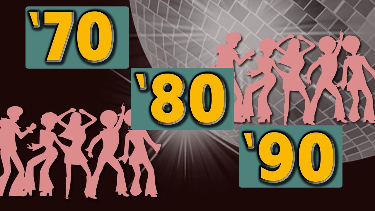 The Best Disco Music of 70s 80s 90s Nonstop Disco Dance