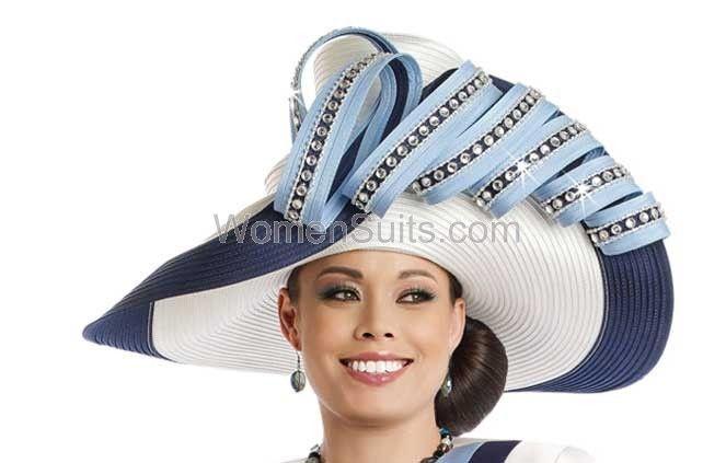 HAT (Including DV Hat Box) H11554 - DV Couture Hats - Designers ... 4e7e8769738