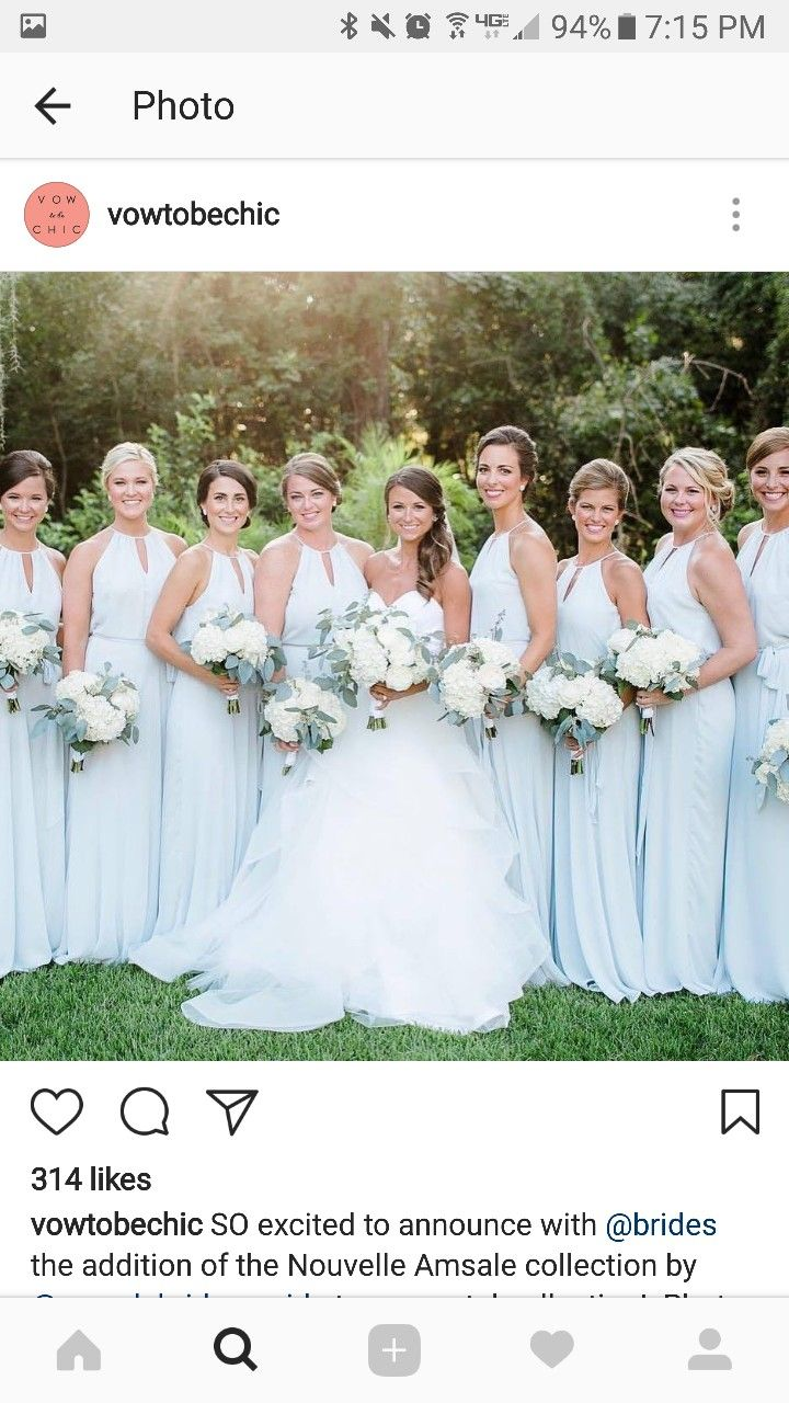 Vow to be chic bridesmaids dresses love our wedding 2018 vow to be chic bridesmaids dresses love ombrellifo Images