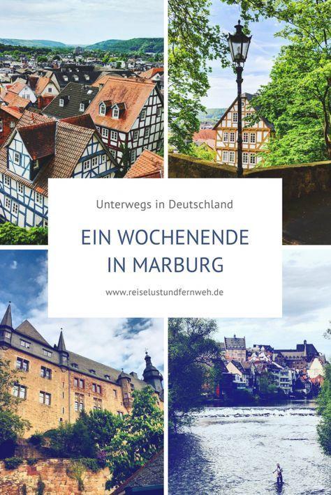 Wetter Marburg Wochenende