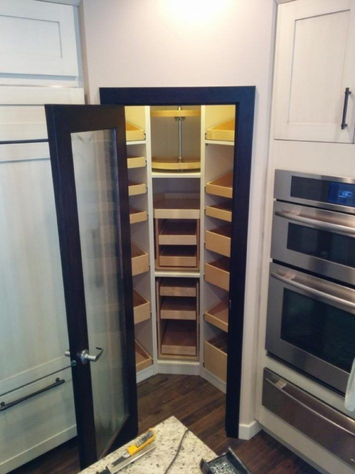 Pantry Shelving Ideas Diy Corner Cabinet Ikea How To Build