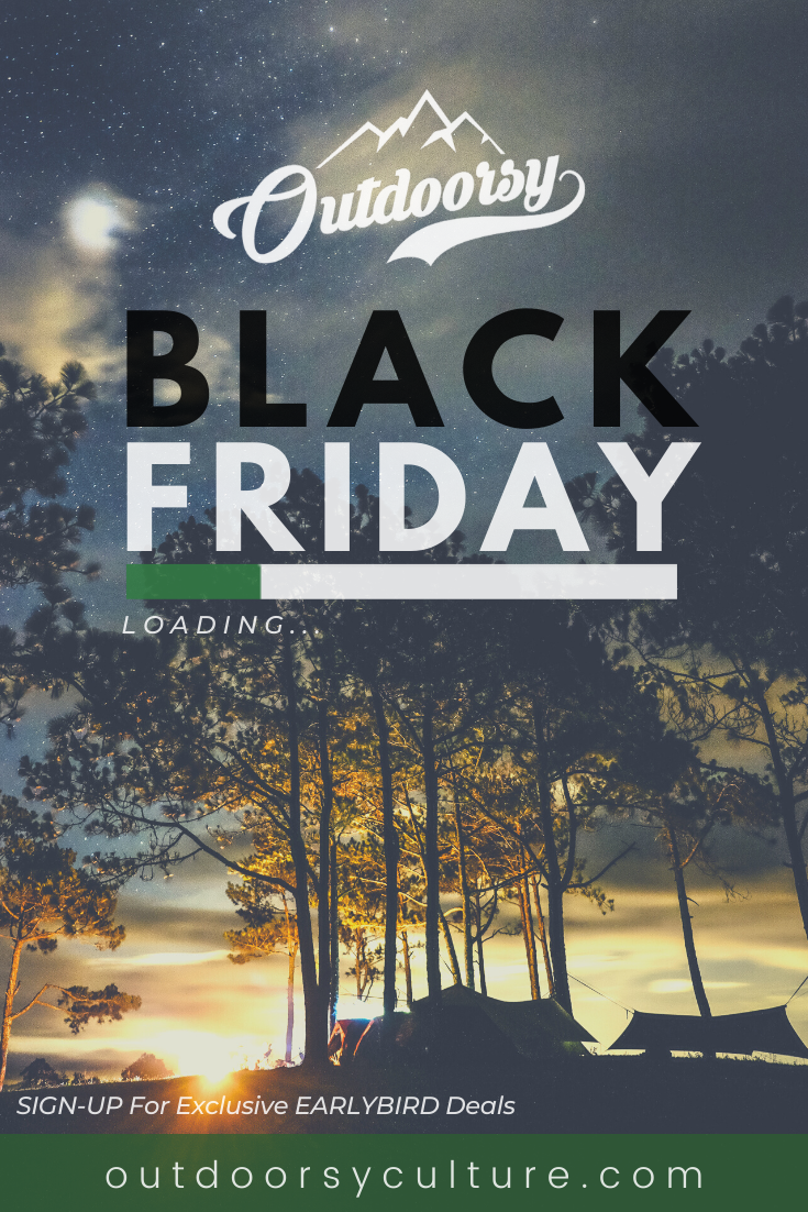 Outdoorsy Has Some Never To Be Repeated Specials Planned For Black Friday Sign Up Now To Our Earlybird List In 2020 Camping Games Cold Weather Camping Outdoorsy