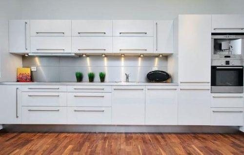 muebles de cocina c/c de aluminio terminacion calidad diseñ | Cocina ...