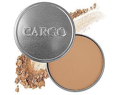 #Cargo water resistant bronzer