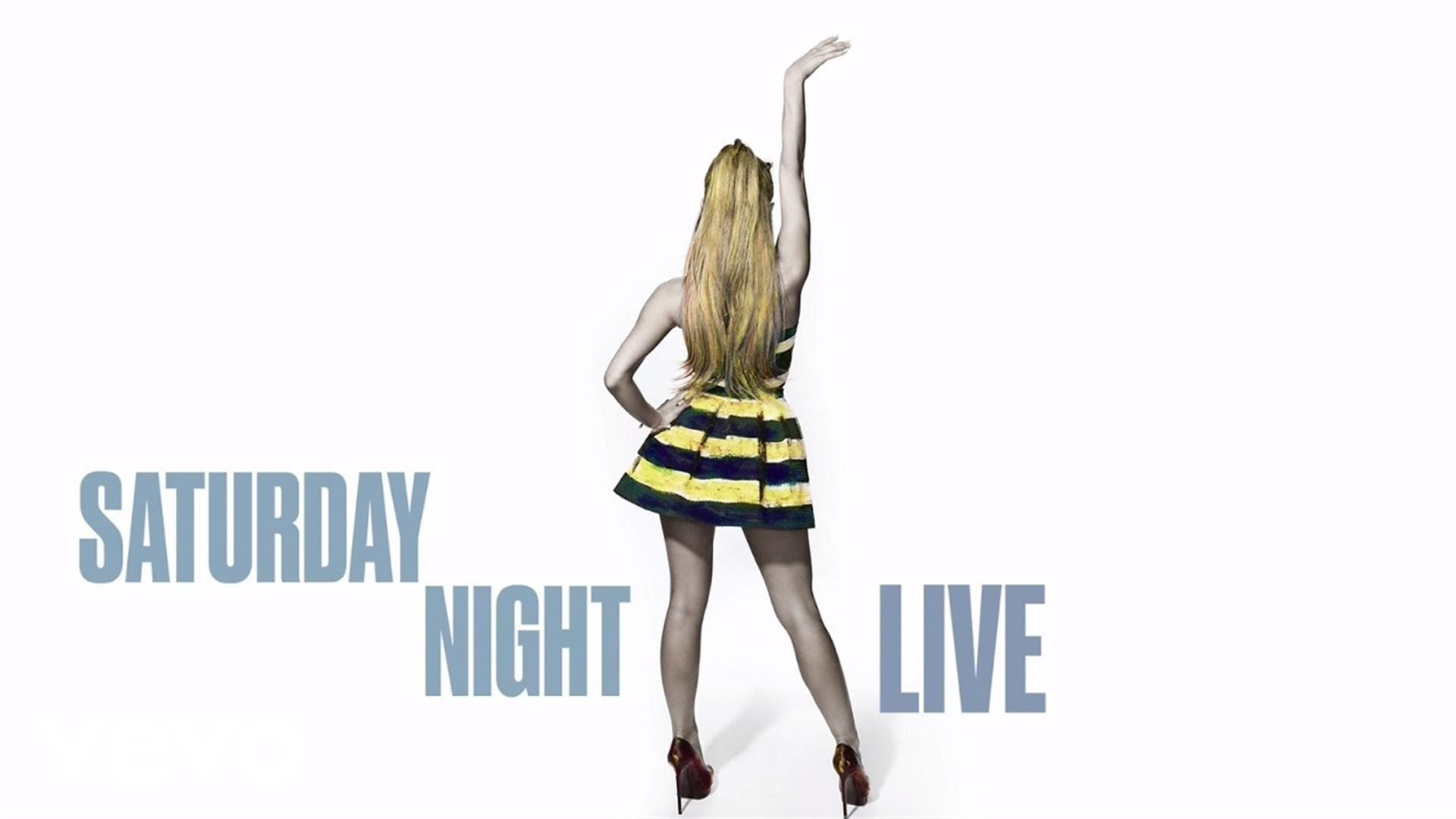 Ariana Grande Love Me Harder Live On Snl Ft The Weeknd