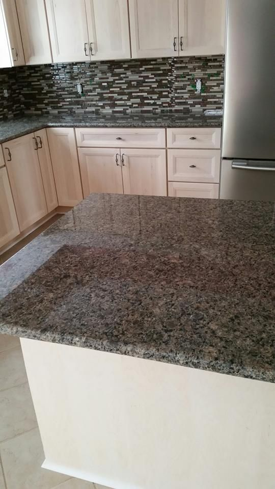 United Marble Granite Company Granite Countertops Brown Granite Granite Company