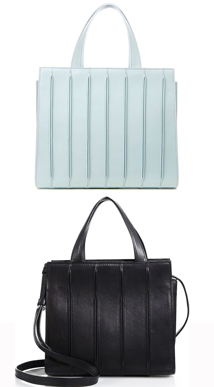 Be one of the lucky four to get your hands on Max Mara and Renzo Piano  Building Workshop s blue grey limited edition Whitney Bag when it arrives  at Saks New ... b3f26249b8b