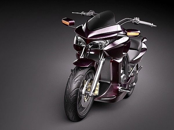 Pin By Andrej Piskunov On Motos In 2020 Honda 3d Model Model