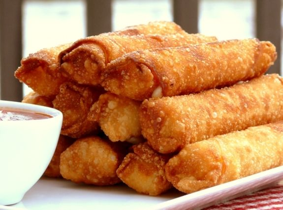 Fried Mozzarella-Pepperoni Sticks ~ Made Easy