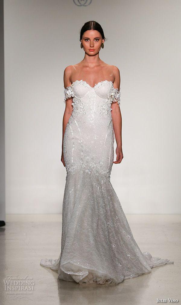 "Julie Vino Fall 2016 ""Santorini"" Wedding Dresses — New York Bridal ..."