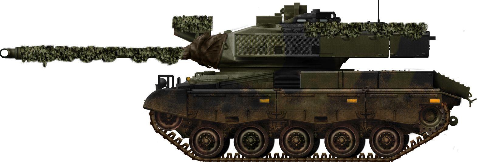 The M41 Walker Bulldog was the 1950s successor of the ww2