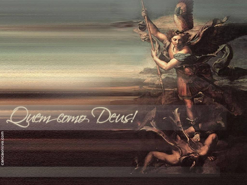 Resultado de imagem para arcanjos e demonios