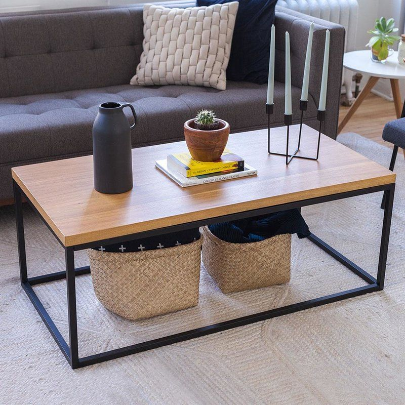 Renna Coffee Table Cool Coffee Tables Solid Wood Coffee Table