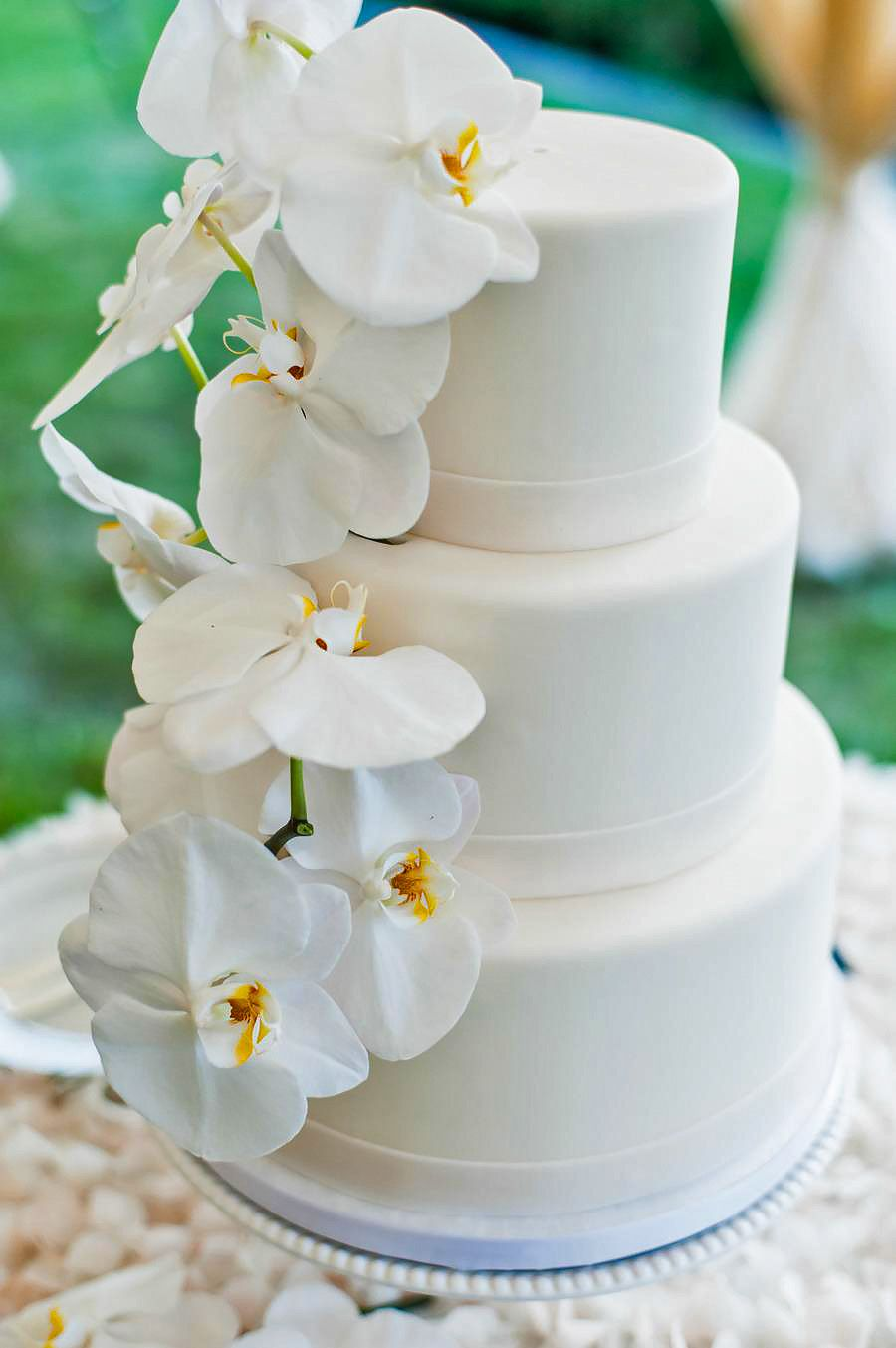24 Tropical Wedding Cakes That Wow | Wedding cake, Cake and Weddings