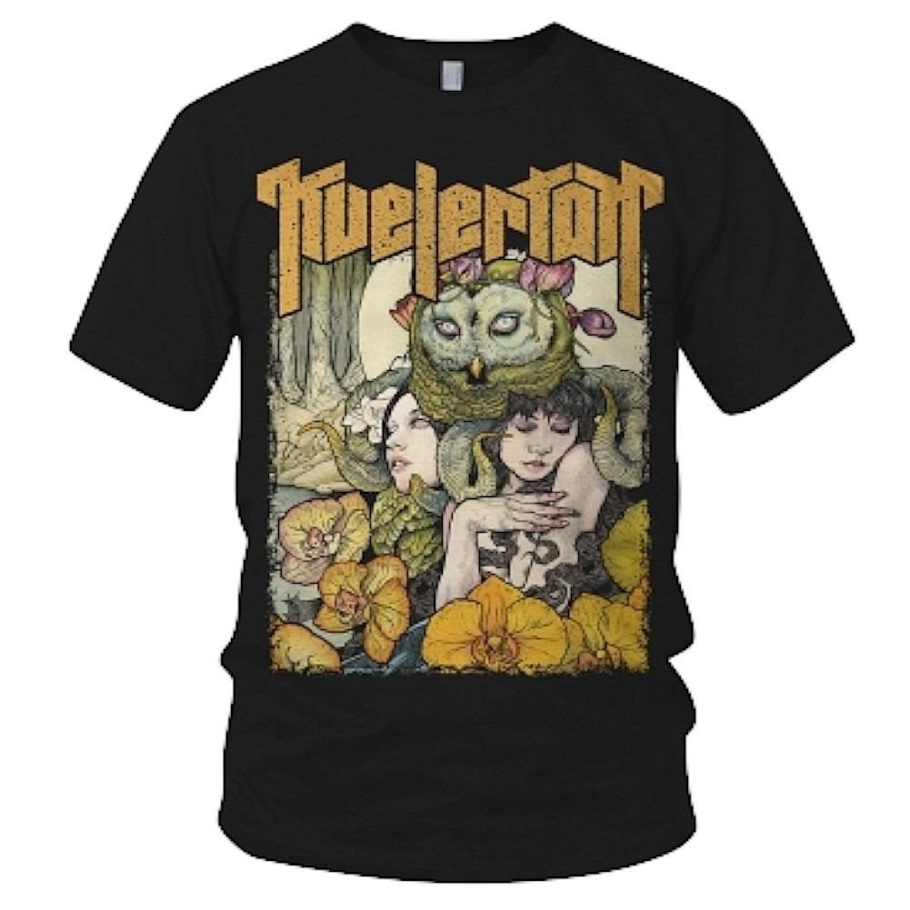 Kvelertak Self Titled Adult Officially Licensed T-Shirt