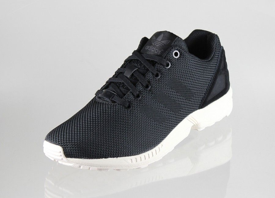 Adidas Zx Flux Black Pack Weave Black Black Carbon Asphaltgold Black And White Sneakers Adidas Zx Flux Black Adidas Zx Flux