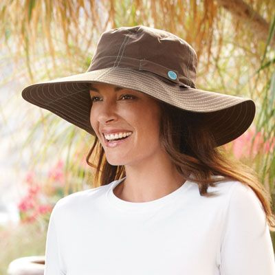 La Jolla Sun Hat - Solumbra  All Day 100+ SPF Sun Protective Clothing -  Style  47100 4562a5587f9