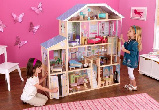 Kid Kraft majestic mansion dollhouse- Getting this one for Amelie's party...so excited!!