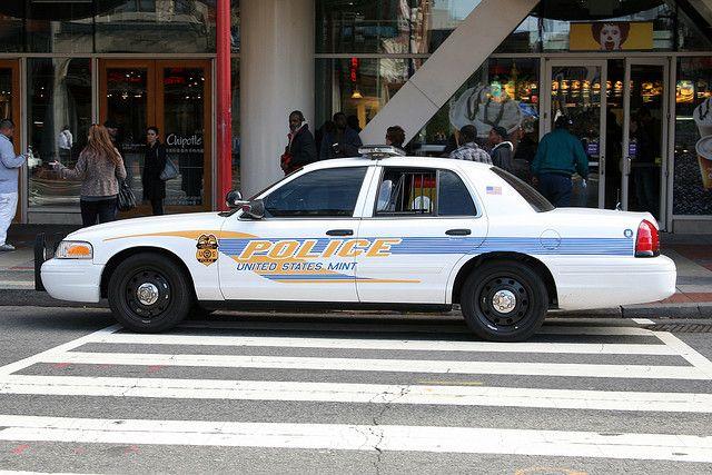 United States Mint Police Police Victoria Police Police Cars