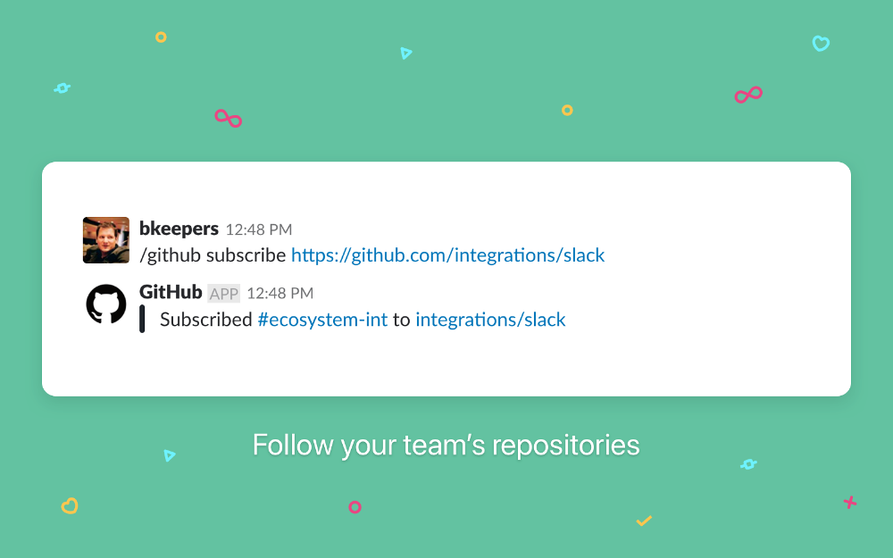 GitHub Slack App Directory