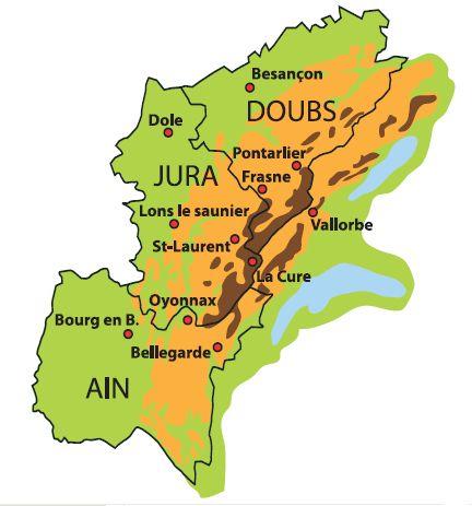 massif-du-jura-carte