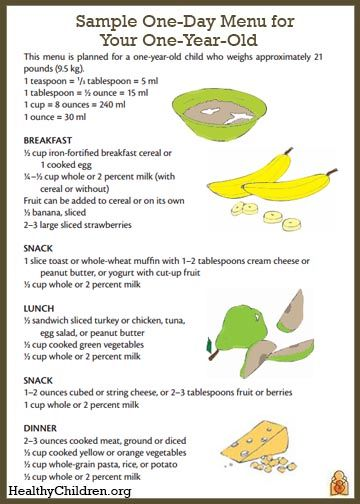 18 month baby diet chart: Best 25 one year old meal plan ideas on pinterest 1 year old