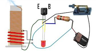 [SCHEMATICS_49CH]  How does Induction Heating Work? || DIY Induction Heater Circuit - YouTube  | Diy tesla coil, Induction heating, Tesla | Induction Coil Wiring Diagram |  | Pinterest