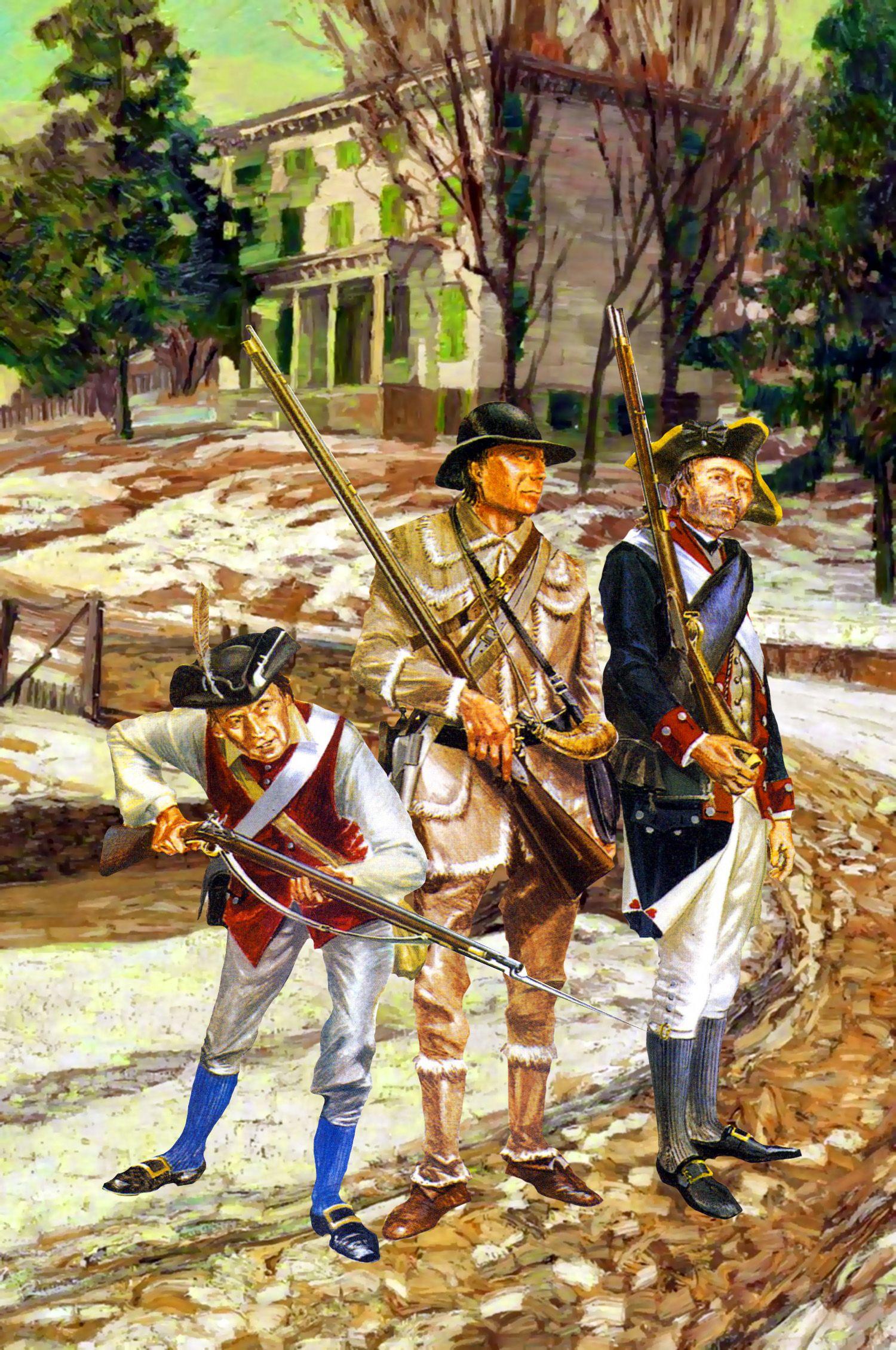 Pennsylvanian Rifle Battalion