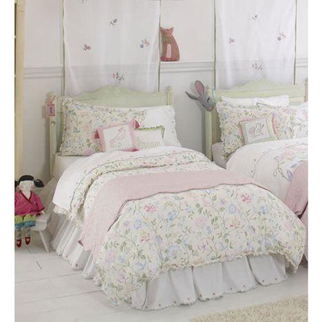 Princess Floral Reversible Duvet Cover - 11 Main $199.00