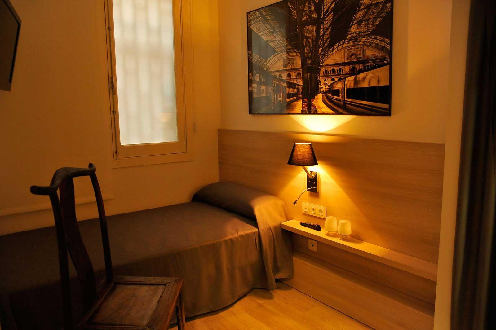 Habitación Individual the 8 Bed