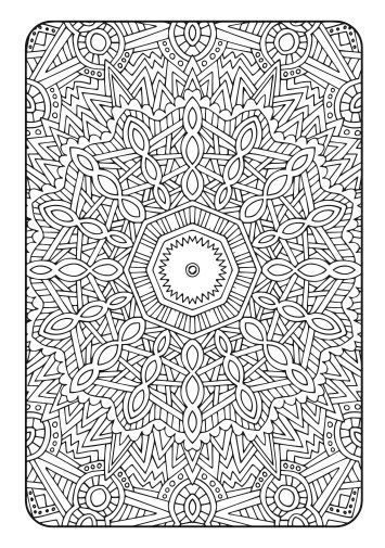 Adult Coloring Book | Art Therapy Volume 2 - Printable PDF ...