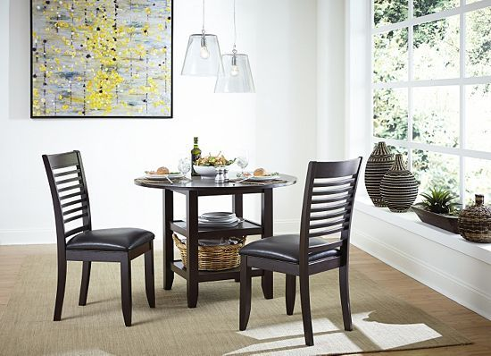 Ontario Dinette From Havertys Comes In Counter Height With 4 Chairs Runs 700