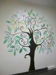 Resultado De Imagen Para Pinturas En Paredes De Arboles Mandalas - Pinturas-en-paredes