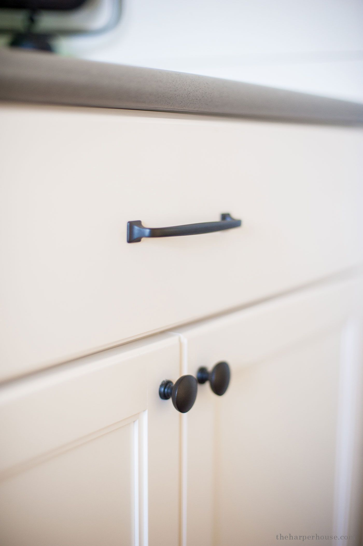 Modern Farmhouse Kitchen Details Best Of The Harper House - Amazon kitchen cabinet handles