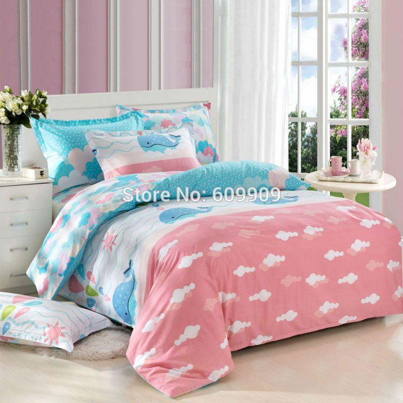 Cheap cotton canopy Buy Quality bedding se directly from China bedding sets egyptian cotton Suppliers Twin size 5 pieces contains * duvet cover by No ... & Cheap cotton canopy Buy Quality bedding se directly from China ...
