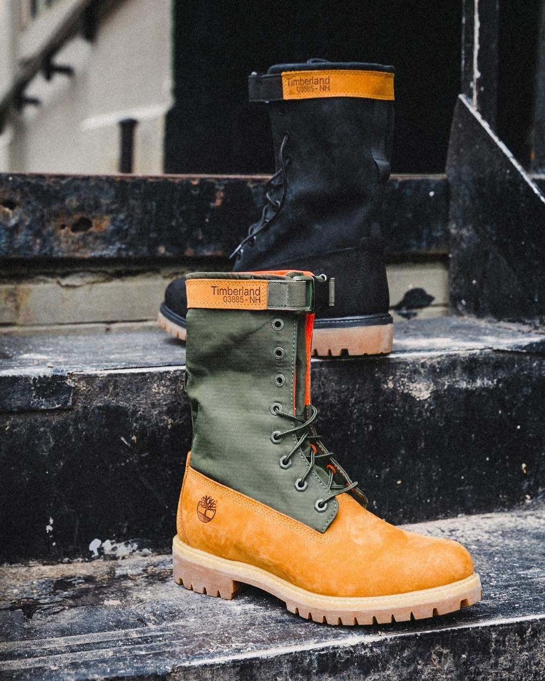 Boot SZN approaches. #Timberland 6