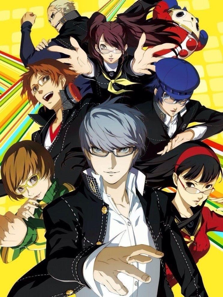 ปักพินโดย T_K.Aki ใน Persona 5