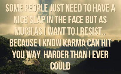 Karma Quotes For Facebook Karma Facebook Status 670367 Facebook