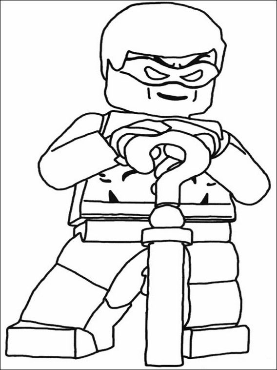 Lego Batman Coloring Pages 18 | Pumpkin chocolate chips ...