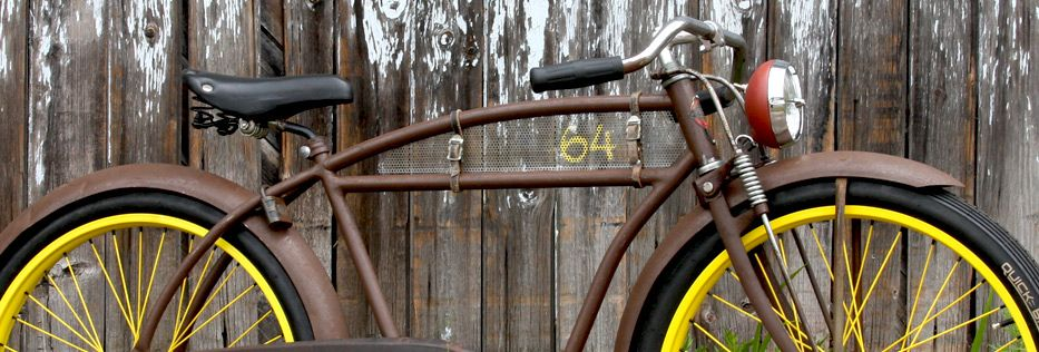 Thank You To The Forums At Rat Rod Bikes For Providing Useful Tips