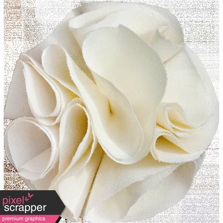 Tiny but mighty white fabric flower scrap digital rendasbranco tiny but mighty white fabric flower mightylinksfo