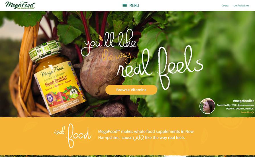 Portfolio of our favorite recent #webdesigns #madebyvital