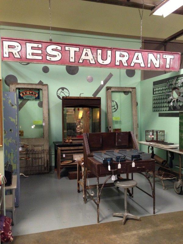 Dear Home A Vintage Modern Shop Blog Modern Shop Booth Design Flea Market Booth