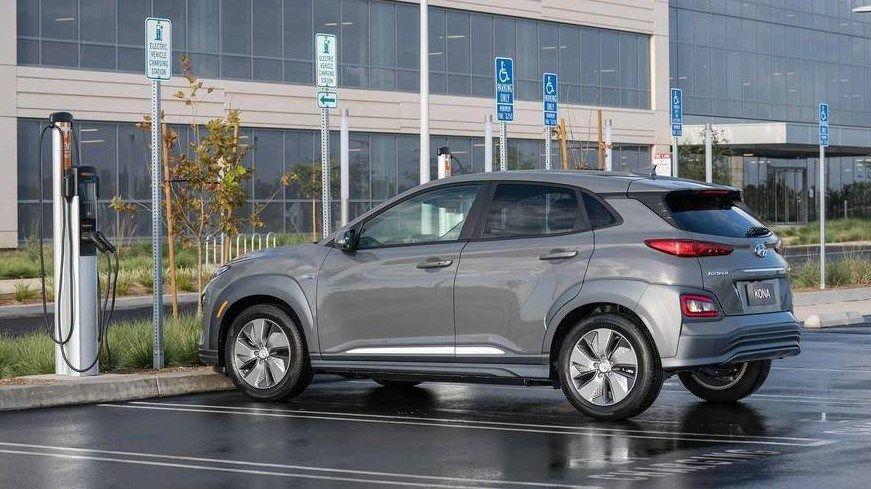 2019 hyundai kona electric version vehiclesautos com pinterest rh pinterest com