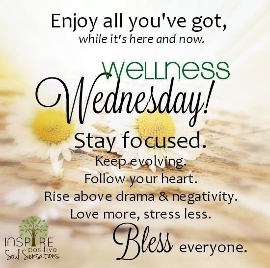 Positive Wednesday Quotes Become the person you are meant to be. Happy and healthy with just  Positive Wednesday Quotes