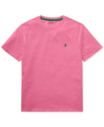 7dab704b0 Big Boys Cotton T-Shirt in 2019 | Products | Polo ralph lauren, Boys ...