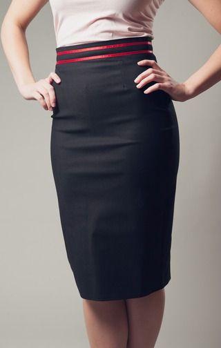 Amanda Skirt, Kynähame - Phaze Clothing