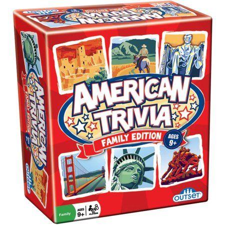 American Trivia Travel Edition