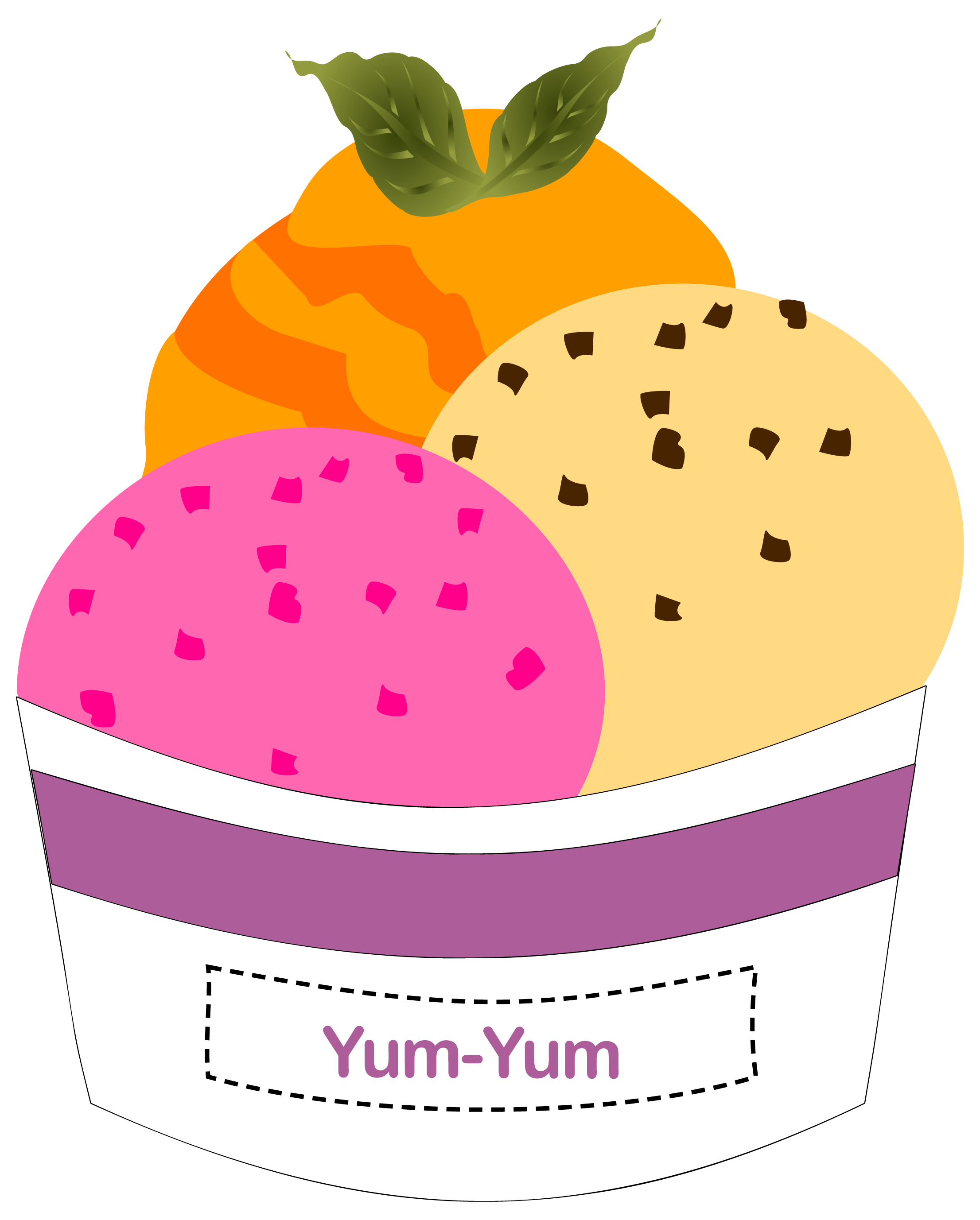 10 Ice cream clipart PNG transparent background 300