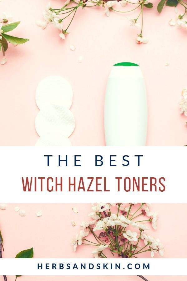 How To Use Witch Hazel As A Toner To Get Clear Skin - #clear #Hazel #skin #toner #Witch